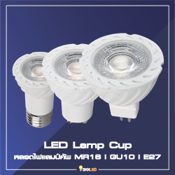 Category 4. LED Lamp Cup