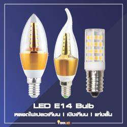 Category 5. LED E14 BULB