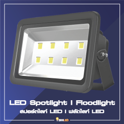 Category LED Spotlight I Floodlight