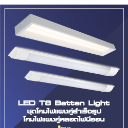 Category LED T8 Batten Light