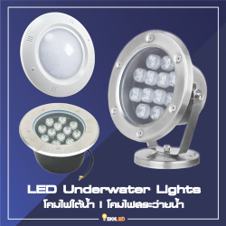 Category LED Underwater Lights